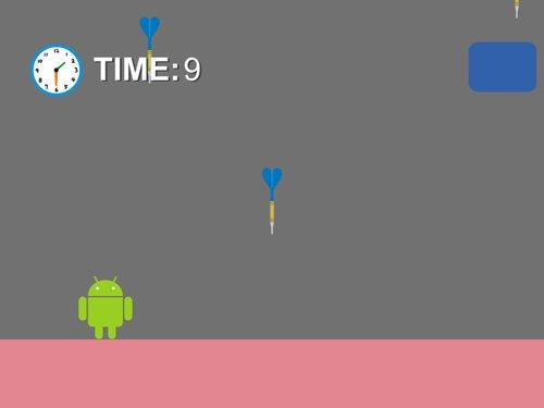 矢をよけろ! Game Screen Shot2