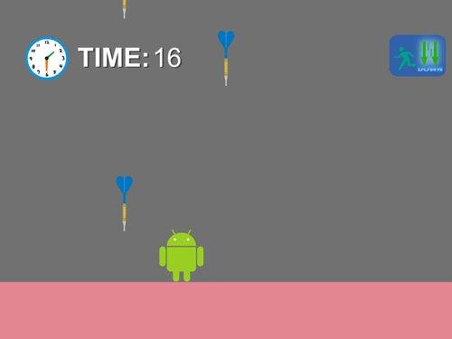 矢をよけろ! Game Screen Shot3