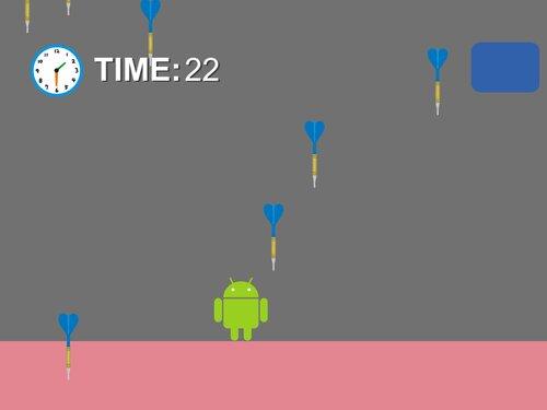 矢をよけろ! Game Screen Shot4