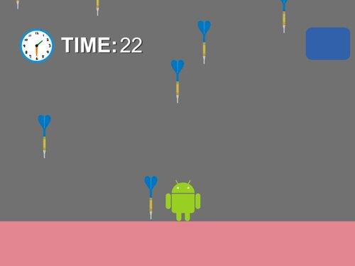矢をよけろ! Game Screen Shots