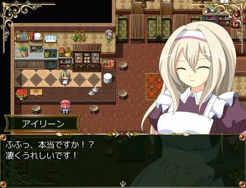 ミルの喫茶店 Game Screen Shots