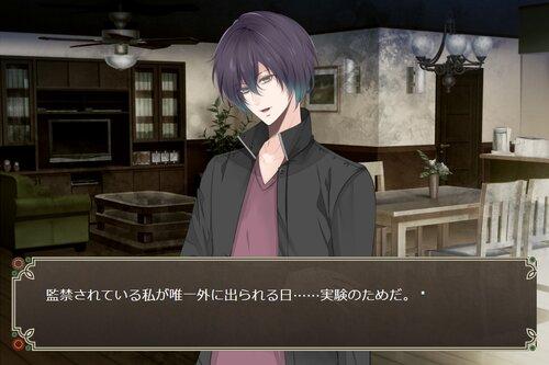 ミカヅキノヒトミ Game Screen Shot2