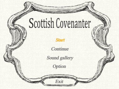 Scottish Covenanter Game Screen Shots