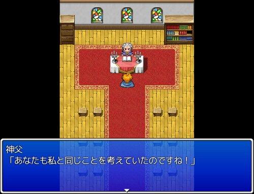 神父がなかなか魔王討伐に行かせてくれない Game Screen Shot2