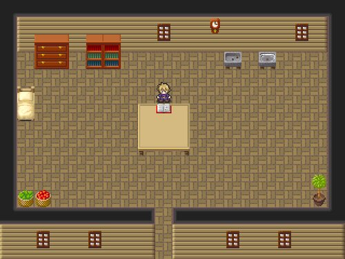 統合失調症RPG Game Screen Shots