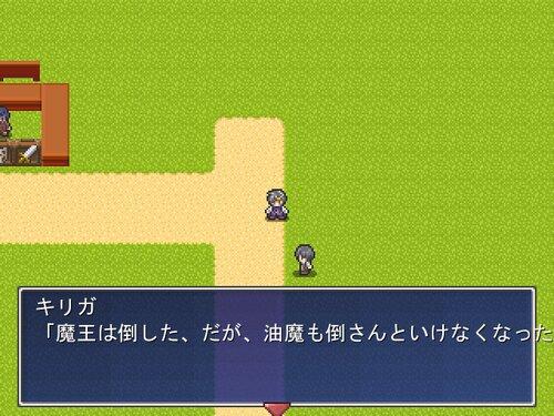 パーソナル戦記 World Game Screen Shot