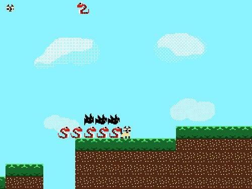 シャム猫物語 Game Screen Shot