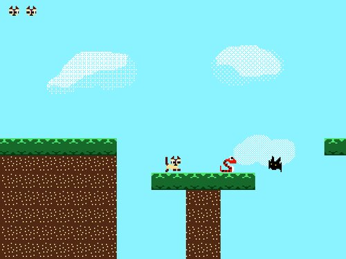 シャム猫物語 Game Screen Shot4