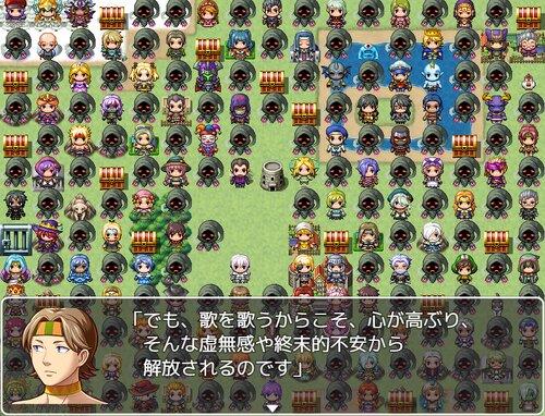 一画面勇者【ダウンロード版】 Game Screen Shot4