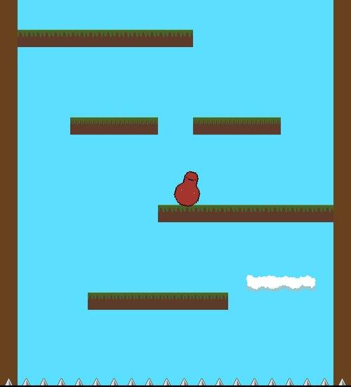 BallBodyMan Game Screen Shot2