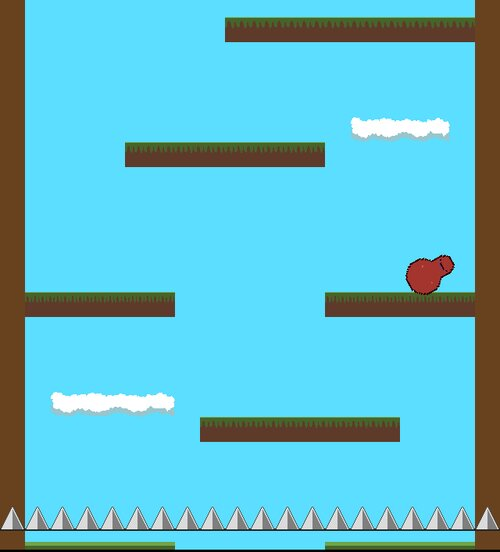 BallBodyMan Game Screen Shots
