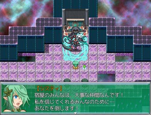 Money Dungeon 試作版 Game Screen Shot1