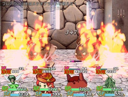 Money Dungeon 試作版 Game Screen Shot5