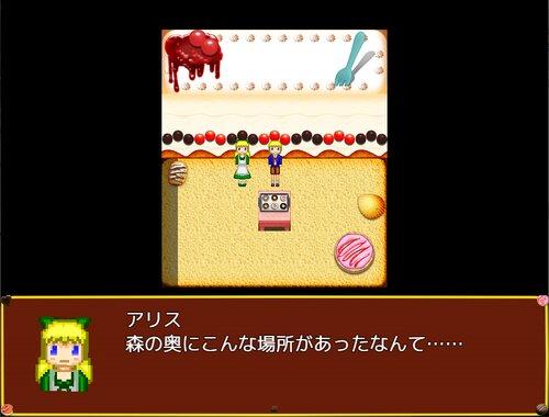 ピエロのお菓子な家 Game Screen Shot1