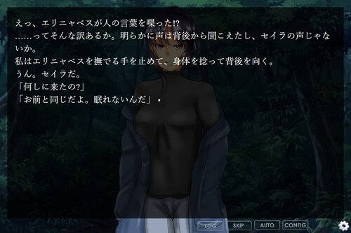 ChaOtiC-夢のような甘い嘘- FINALMISSION Game Screen Shot4