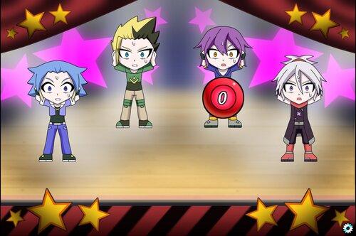 カドナのドキドキ爆弾ゲーム! Game Screen Shot2