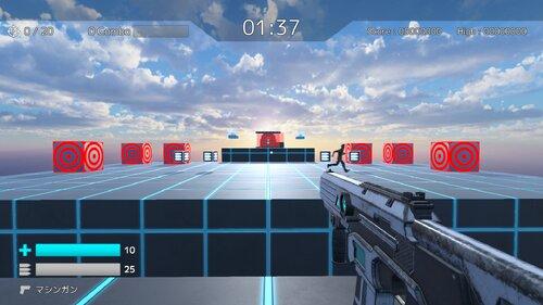 ガンナーズ・ハイ2 Game Screen Shot1