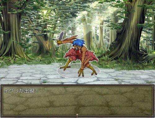翼のコエ Game Screen Shot2
