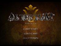 Altertum (ver.0.72 α3)のゲーム画面