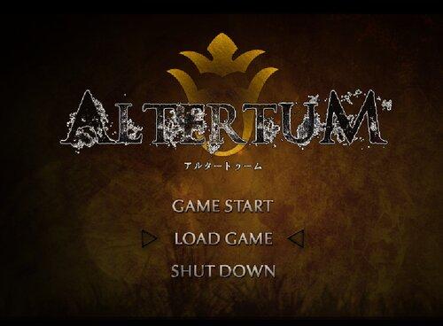 Altertum (ver.0.72 α3) Game Screen Shots