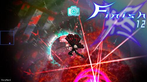 エクスサウザンド(EXE THOUSAND) アルファ版 (Alpha) ver4.86 Game Screen Shot1