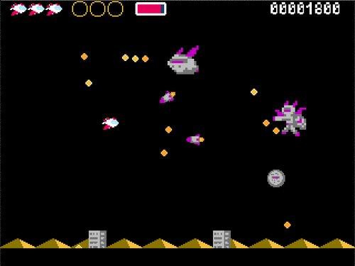 アストロ戦隊ジャーボンダー Game Screen Shot1