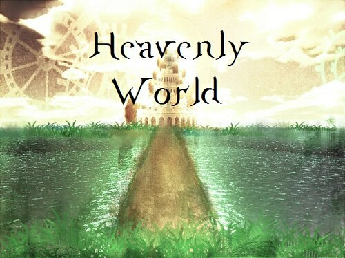 Heavenly World Game Screen Shots