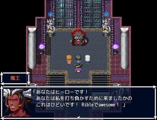 勇者はG○○gle翻訳で世界を救うことにした。 Game Screen Shot