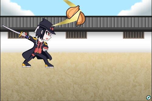 ソーデュオのサムライキッチン Game Screen Shot3