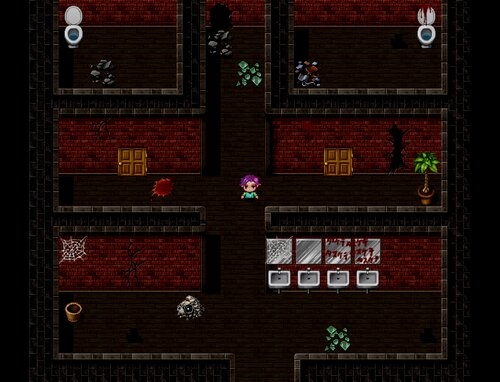 瞳化物 Game Screen Shots