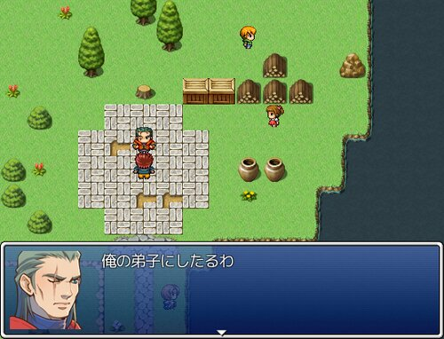 キリヒラク Game Screen Shot2