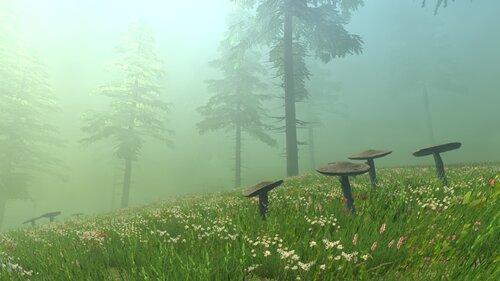 Healing Forest 体験版 Game Screen Shot2