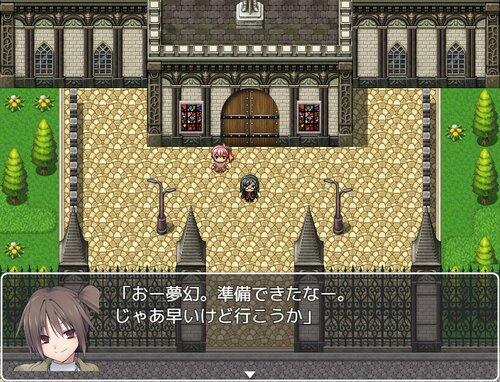 機械天使~魔法と少女と傭兵と~ Game Screen Shot5