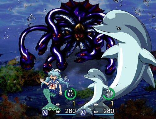 イルカの穴【ブラウザ版】 Game Screen Shot2