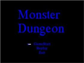 Monster Dungeon Game Screen Shot2