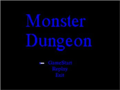Monster Dungeon Game Screen Shot2