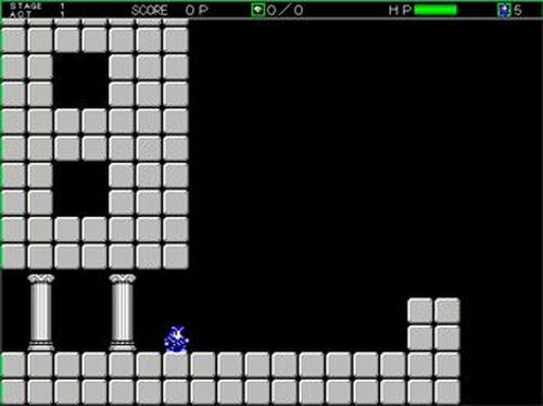 Monster Dungeon Game Screen Shot3