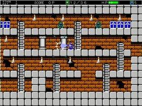 Monster Dungeon Game Screen Shot4