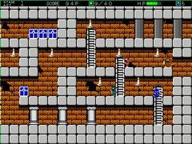 Monster Dungeon Game Screen Shot5
