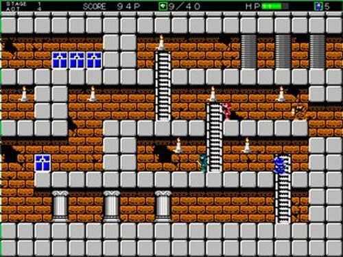 Monster Dungeon Game Screen Shot5