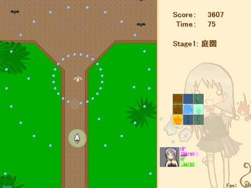 Nonet Game Screen Shot
