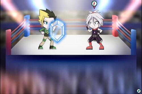 ヘリアンサスのジャンケンFIGHT! Game Screen Shot4