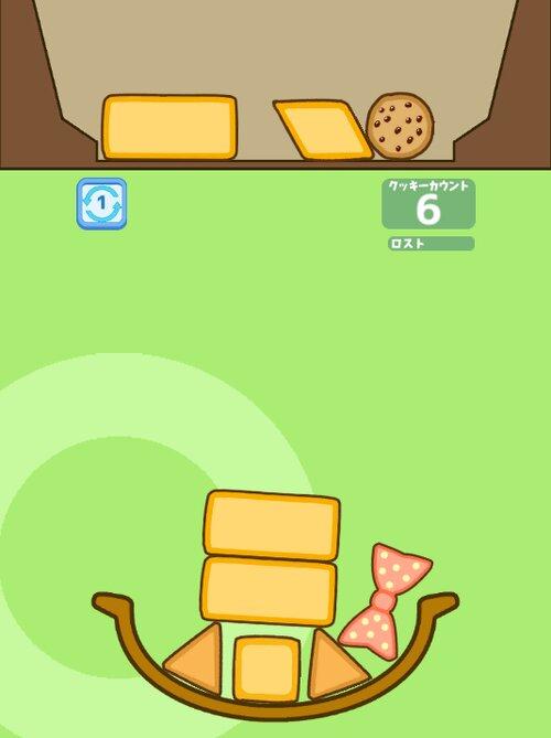 クッキータワーチャレンジ Game Screen Shot2