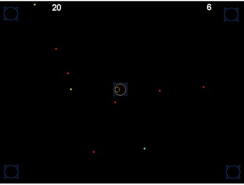16dots survival Game Screen Shot2