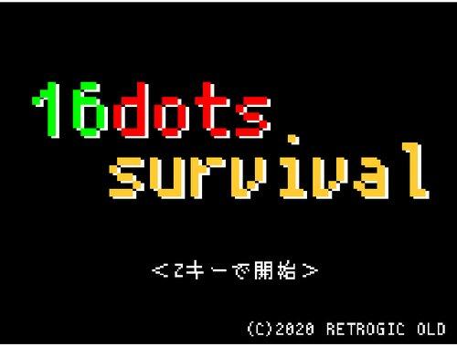16dots survival Game Screen Shots