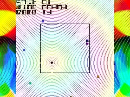 Yokescape Q Game Screen Shot1