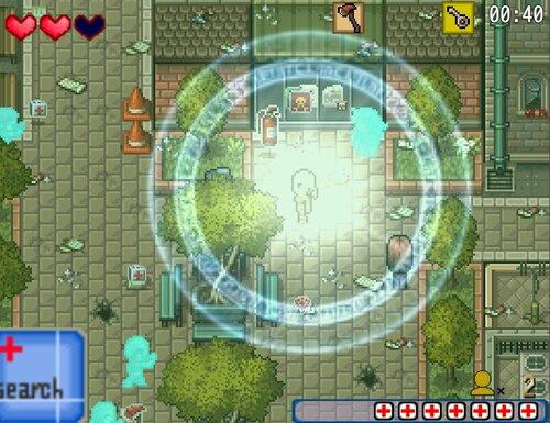 「RESIST FATE」 Game Screen Shot1