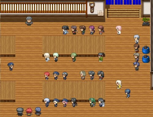 おだて組の特別任務 ~本丸宝探し~ Game Screen Shot2