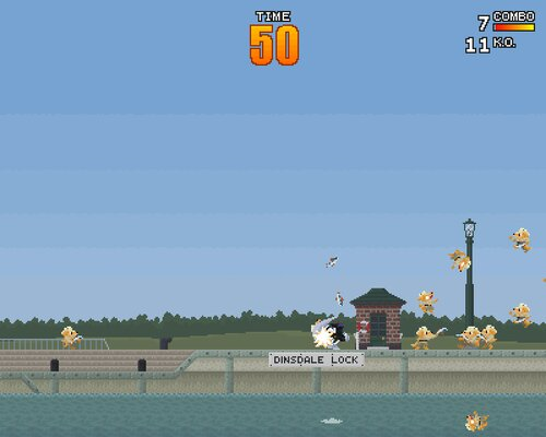 Fischlapp!2 Game Screen Shot1