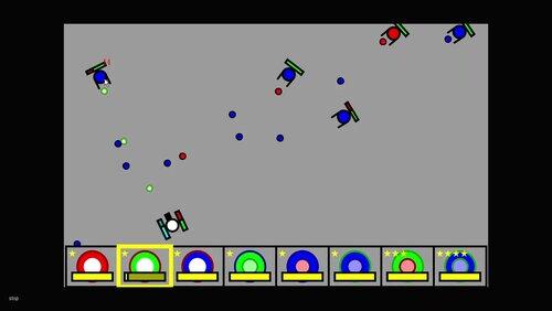 GACHA GUN Game Screen Shot